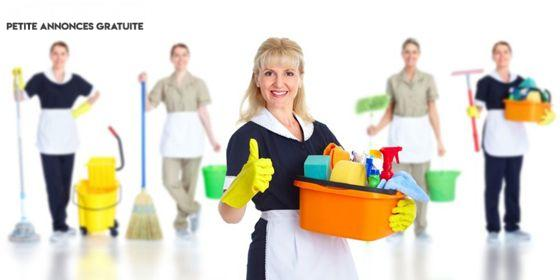 Offres d'emploi - Ménage et Repassage