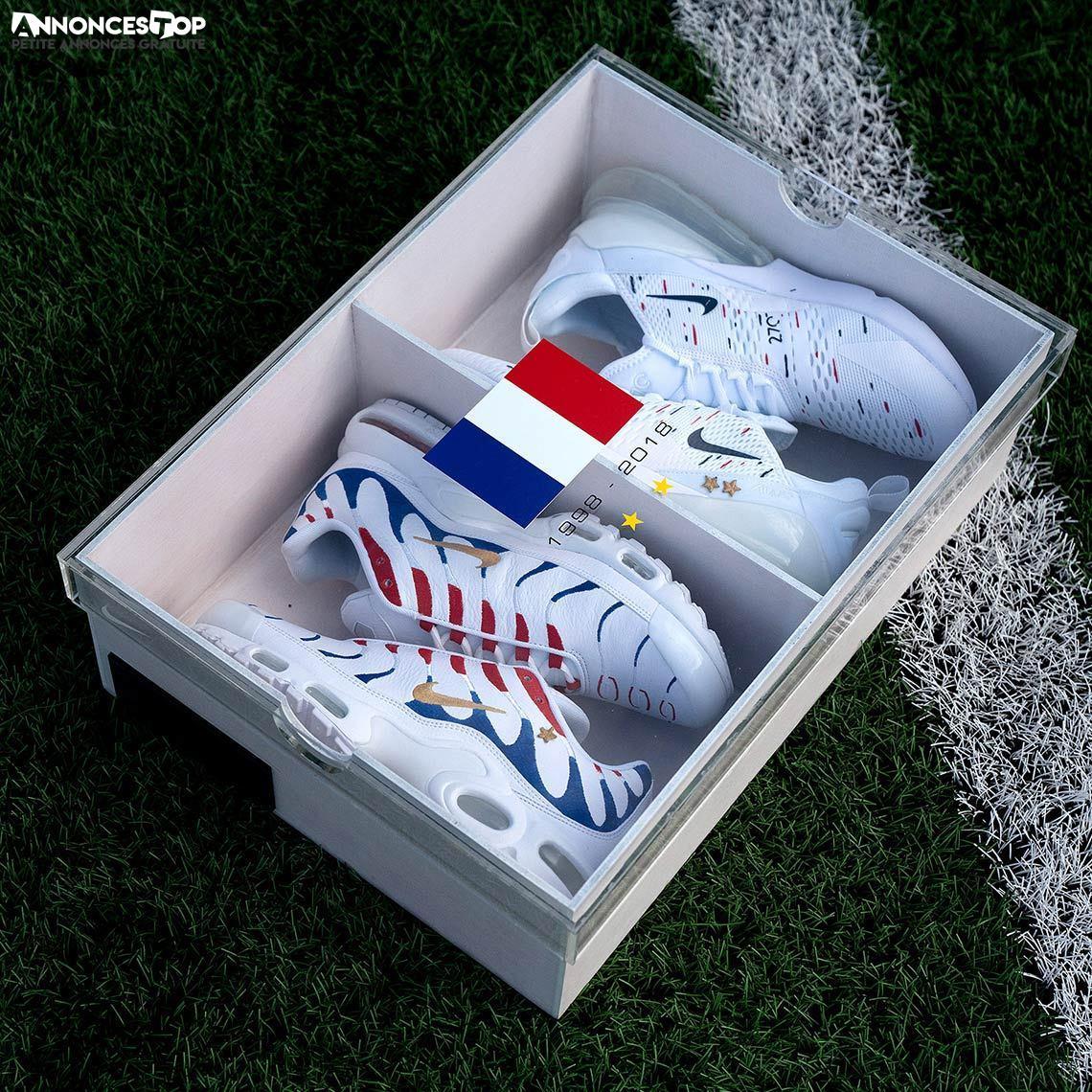 Annonce Nike Air Max 270 Kylian Mbappe Lottin Seine