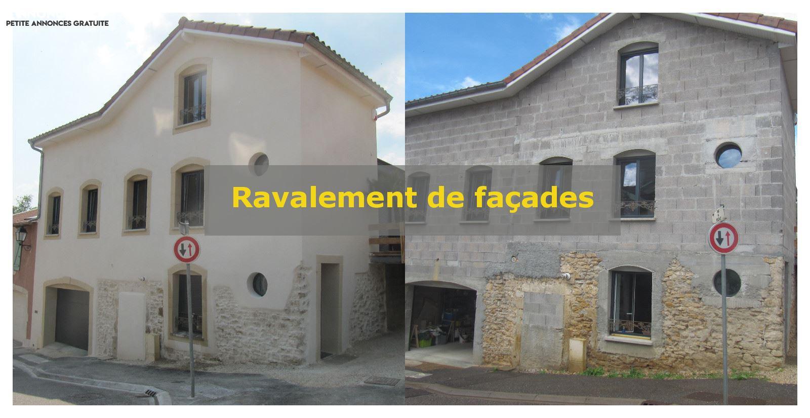 Annonce Devis Ravalement Peinture Facade Loiret Sur Notre Site